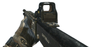 SPAS-12 Holographic Sight MW3