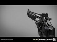 Stallion .44 3D model concept art 5 IW