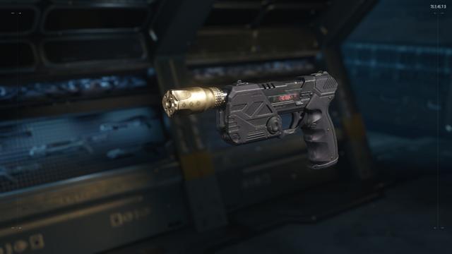 File:MR6 Gunsmith model Gold Rush Silencer BO3.png