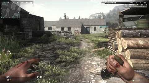 Call of Duty Ghosts - Infected Gameplay No Commentary - Stonehaven HD