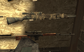 Dragunov and M21 ghillie FNG COD4.png