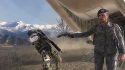 Ghost's death Shepherd Loose Ends MW2