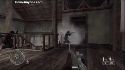 Call of Duty 3 HD - The Corridor of Death 1 2