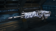 Sheiva Gunsmith Model Snow Job Camouflage BO3