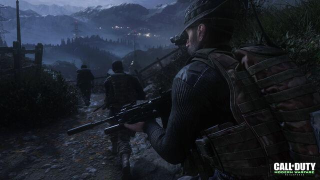 File:Call of Duty Modern Warfare Remastered Screenshot 14.jpg