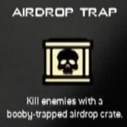 Old killstreak icon Airdrop Trap MW3
