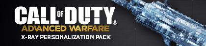 X-Ray Personalization Pack Header AW