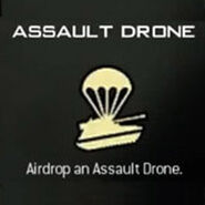 Assault Drone unused icon MW3