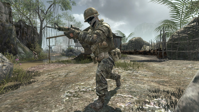 File:Personal AdvancedRookie Village soldier wielding Commando Reflex.png