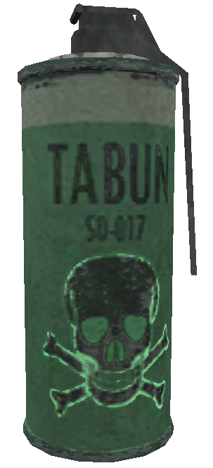 a study of tabun gas The nazi origins of deadly nerve gases tabun and sarin were militarized here in the the german army ordnance office recruited richard kuhn to study nerve gas.