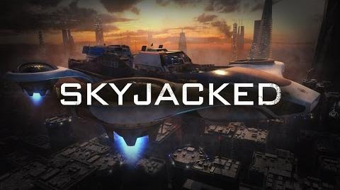 Call of Duty® Black Ops III - Awakening DLC Pack Skyjacked Preview