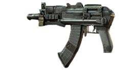 AK-74u menu icon MW3