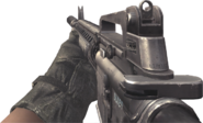 M16A4 Silencer CoD4