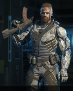 Ruin Arctic outfit BO3