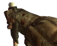 Prison Knife Equip and Withdraw BO