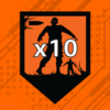 Crop Duster Achievement Icon BO3