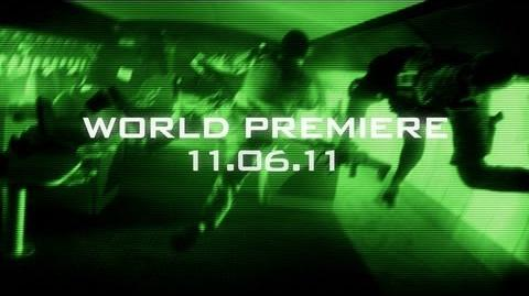 Official Call of Duty Modern Warfare 3 - Live Action Trailer Teaser 1