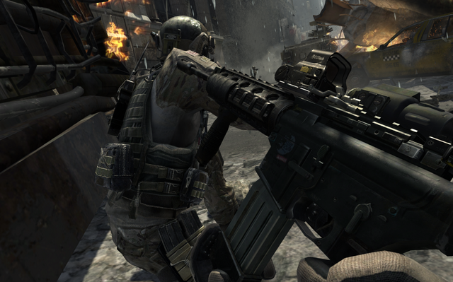 File:M4A1-MW3 Reloading.png
