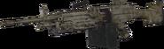 M249 SAW Desert MWR