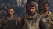 Crew staring at Richtofen BO3