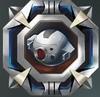 Exterminate Medal AW