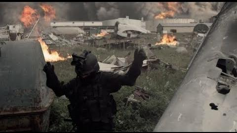 Find Makarov - Live Action Modern Warfare Trailer (HD)
