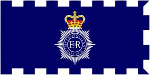 Flag of Metropolitan Police