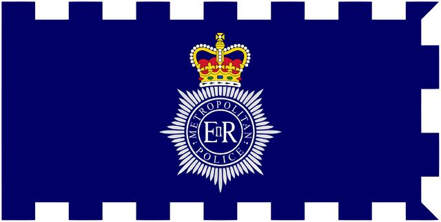 File:Flag of Metropolitan Police.png