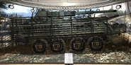 Team Player M1A2 Abrams Punta Gorda Exhibit