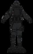 Keegan P. Russ Underwater model CoDG