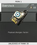 Overclock Unlock Card IW