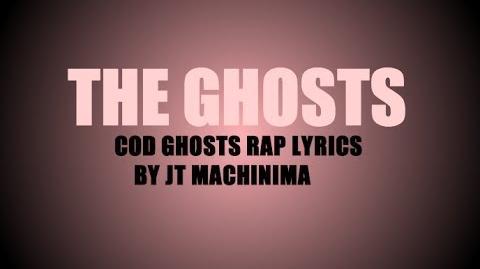 """The Ghosts"" CoD Ghosts Rap LYRIC VIDEO - by JT Machinima"