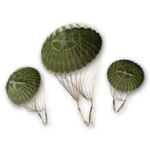 Paratroopers Icon WWII