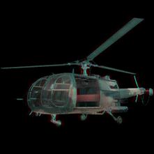 Alouette III icon BOII