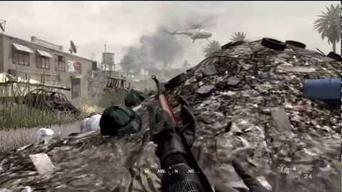 Call of Duty 4 Modern Warfare - Campaign - War Pig