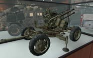 ZPU model Museum MW2