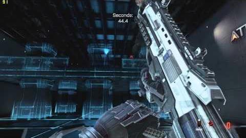 Virtual Firing Range - Advanced Warfare