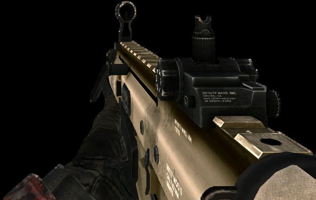 File:SCAR-H Shotgun MW2.png