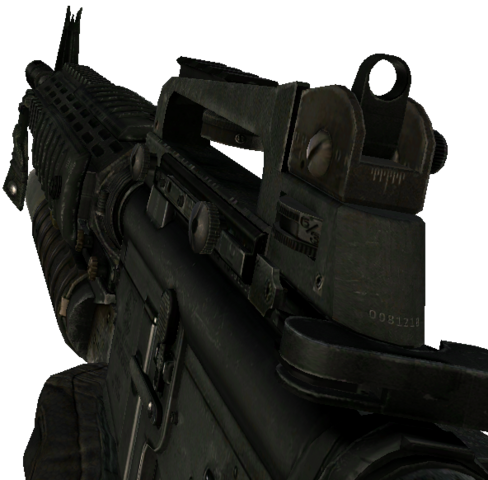 File:M16A4 MW2 M203 Grenade Launcher.png