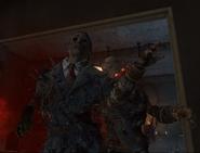 Zombies in MotD BOII
