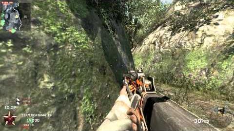 Call of Duty Black Ops Multiplayer Gameplay 1 (Team Deathmatch - Jungle) HD