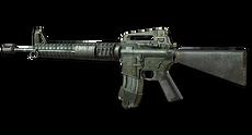 M16A4 menu icon MW3