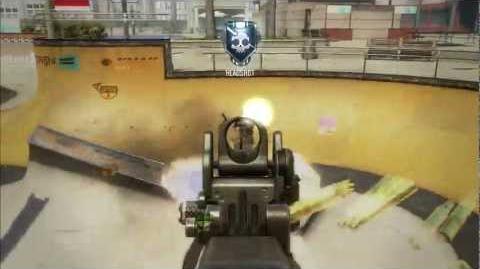Black Ops II Revolution DLC Grind, exclusive gameplay