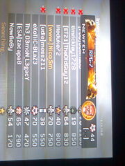 Callsign modern warfare 2 lobby 2