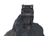 Skorpion Iron Sights CoD4