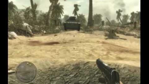 CoD WaW 4 Ray Guns on Little Resistance Tutorial (High Quality)