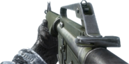 M16 Olive BO