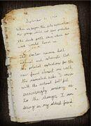 Edward Richtofen letter Origins BOII