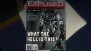 Exposed Magazine BO