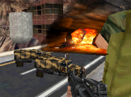 Russians eliminating american forces Mw3DS